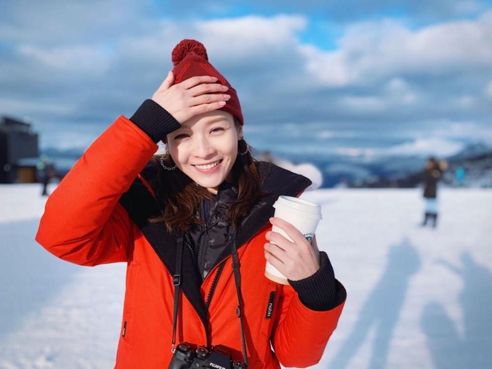 李佳芯疑因政治表態而被TVB雪藏冇份演《白色強人2》