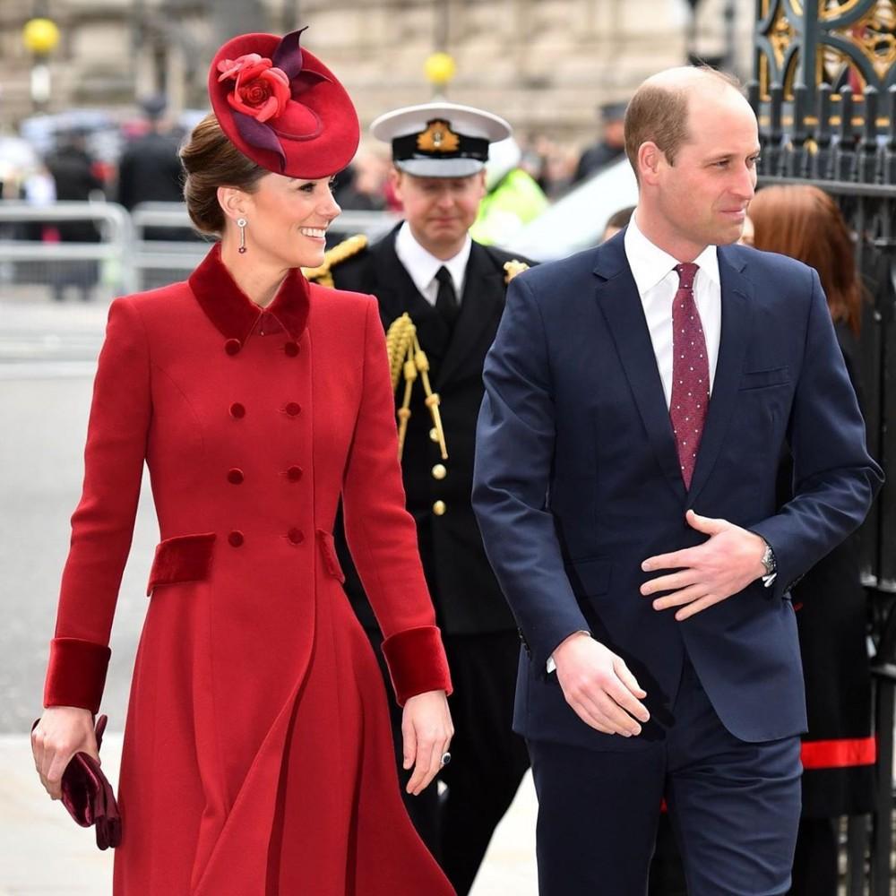 凱特王妃和梅根退出皇室後關係惡劣