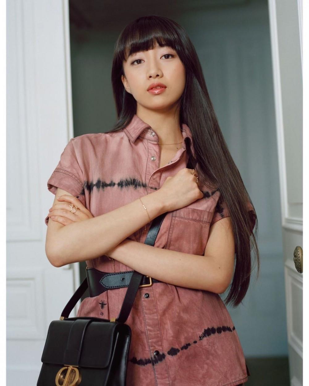 18歲木村心美Cocomi Dior大使