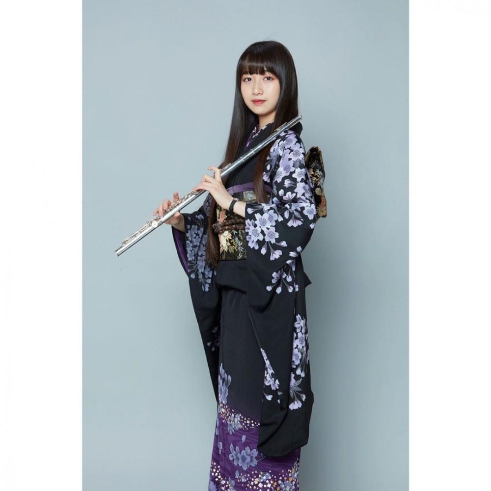 木村心美Cocomi 3歲學習提琴 11歲學吹長笛