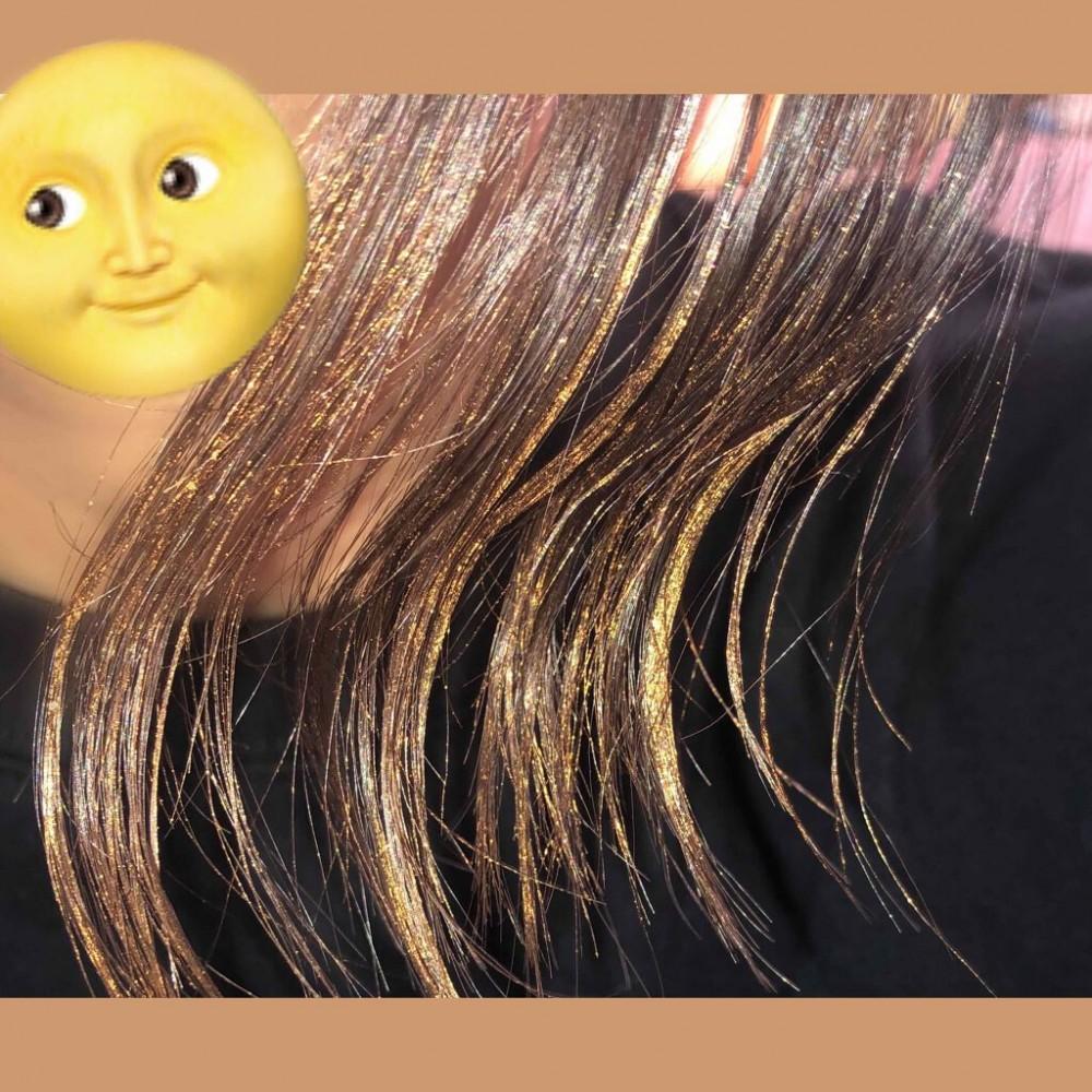 網民試用後都大讚日本1DAY Hair Monster「一日染髮筆」顯色又不粘膩,令秀髮綻放自然光澤