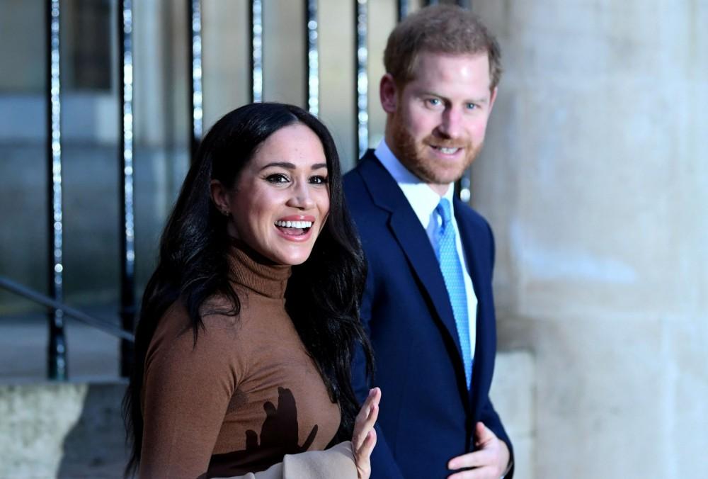 哈利王子、梅根於 Instagram 正式宣佈與英國皇室劃清界線