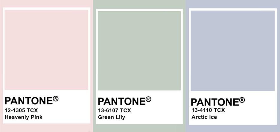 CELINE手袋2020寧靜藍、石英粉、柔霧綠