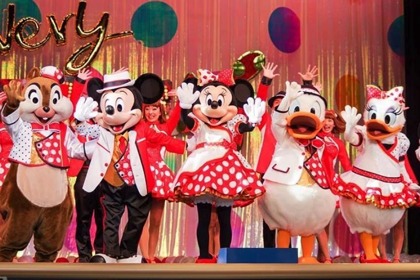 迪士尼宣布19/3-30/4將會於官方頻道提供表演的影片給線上觀賞