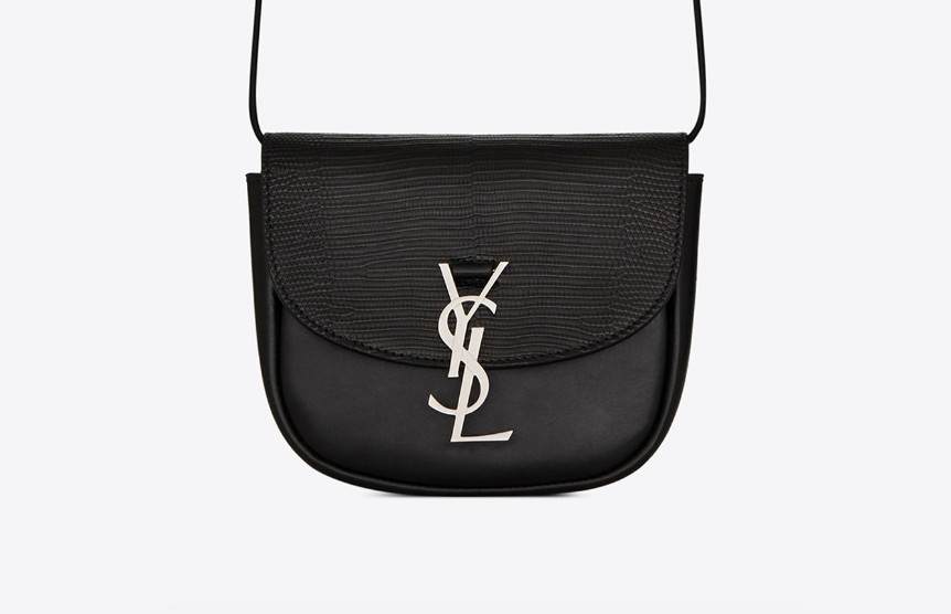 YSL KAIA SATCHEL BAG手袋 黑色 價錢