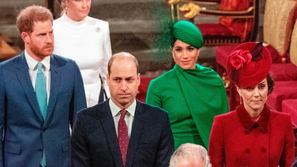 凱特王妃當眾「無視」梅根零笑容氣氛超尷尬