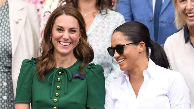 凱特王妃和梅根不和傳聞