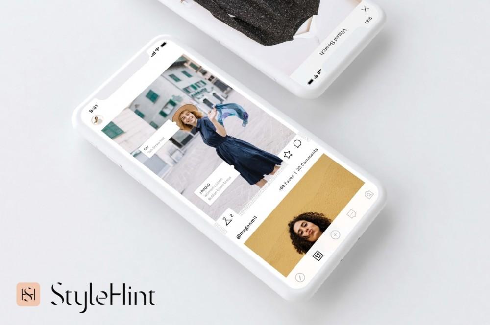 4月25開張的UNIQLO原宿店服裝App StyleHint