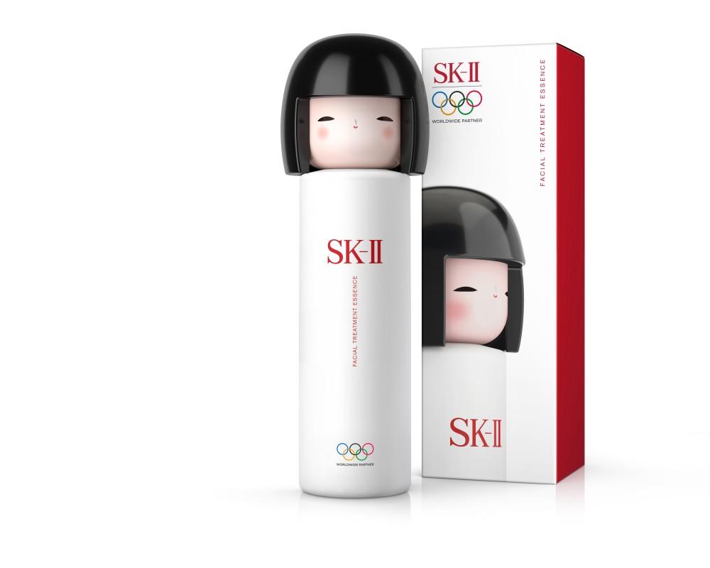 SK-II 2020春日娃娃限量版神仙水零售價﹕HK$ 1,574元/230ml