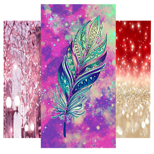 1800 Glitter Wallpapers