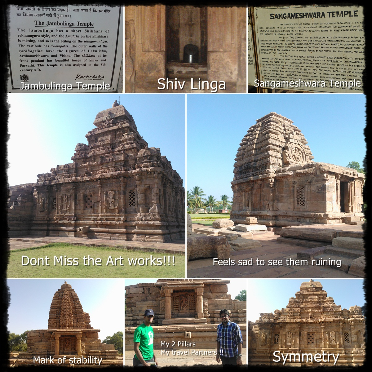 Monuments of Pattadkal