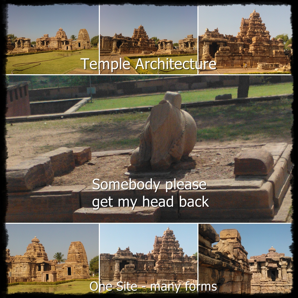 Architecture at Pattadkal