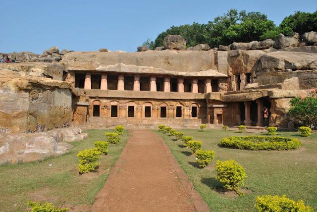 Udayagiri Caves - Bhubaneswar