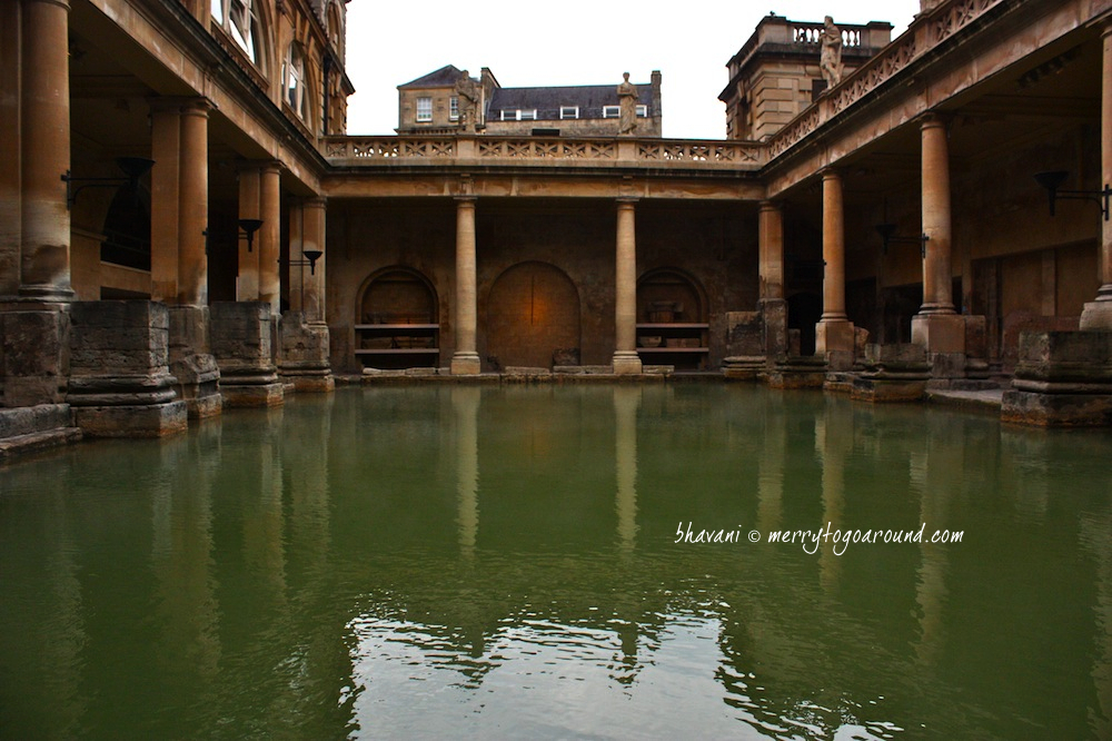 City of Bath hot spring