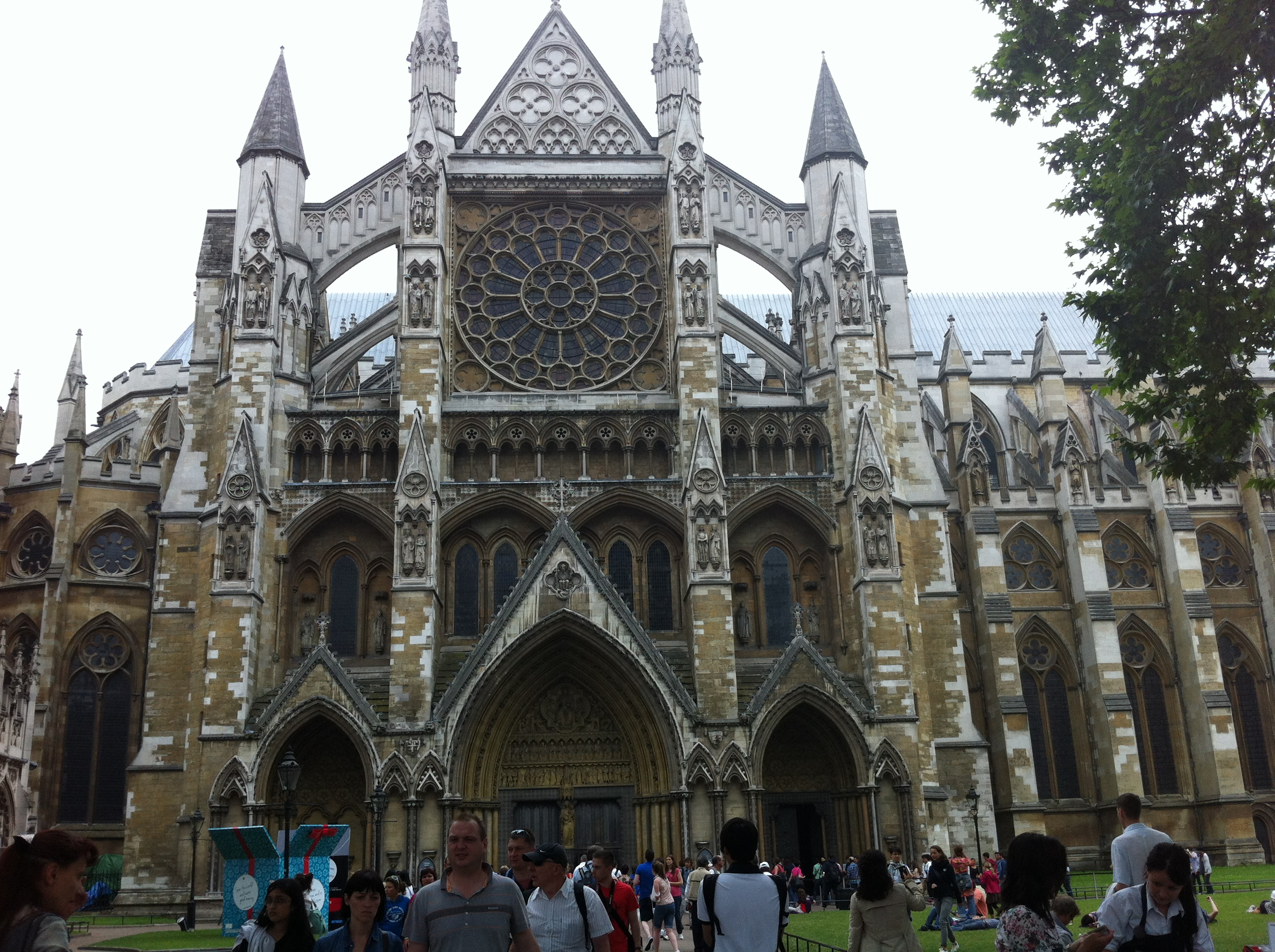 westminster abbey how to go