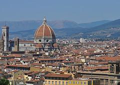 Renaissance city firenze