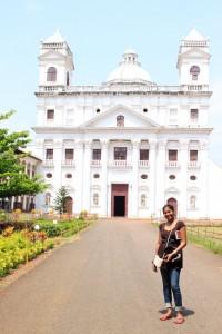 Goa church Makara