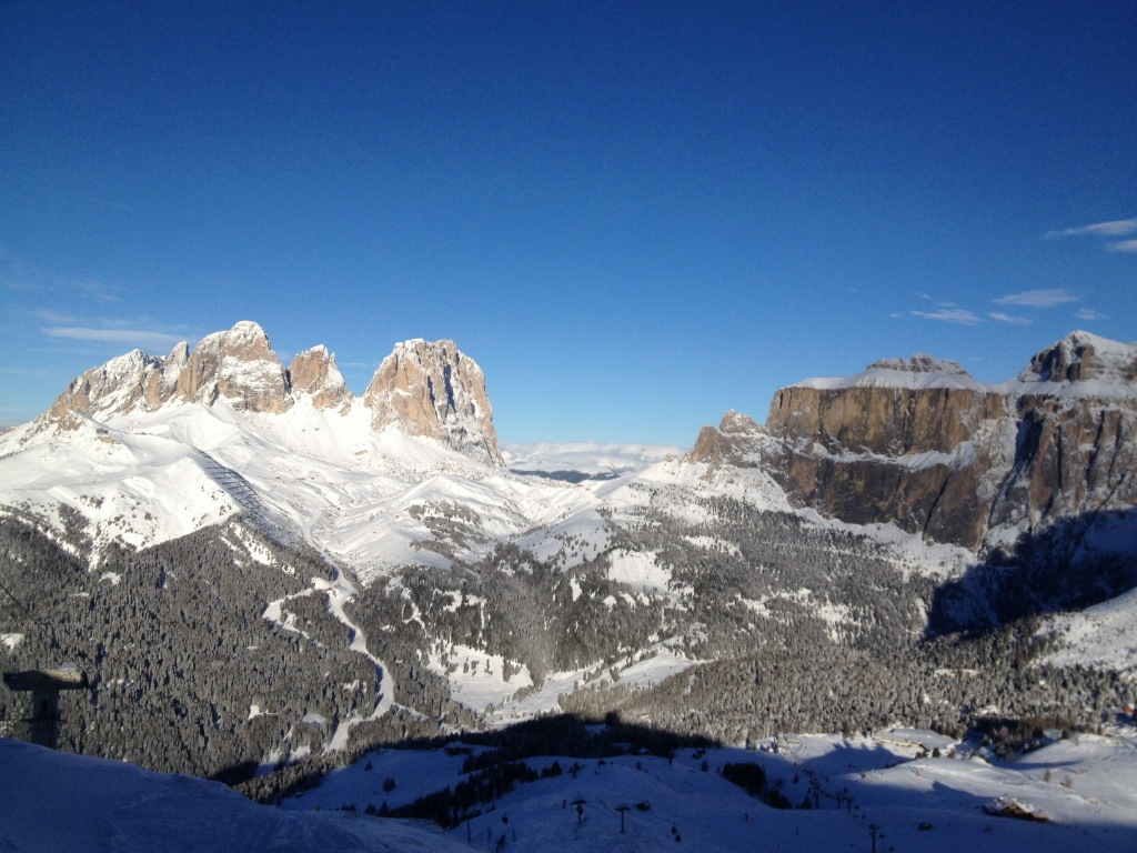 Dolomiti mountain