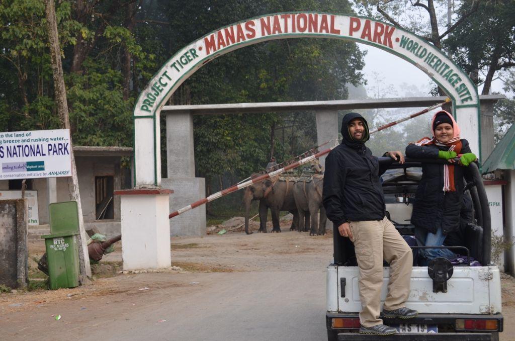 Manas National Parl