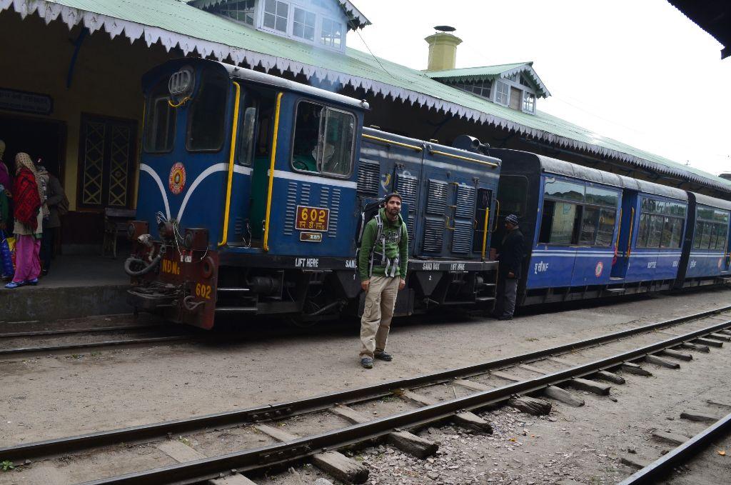 Toy Train @ Tung to Kurseong