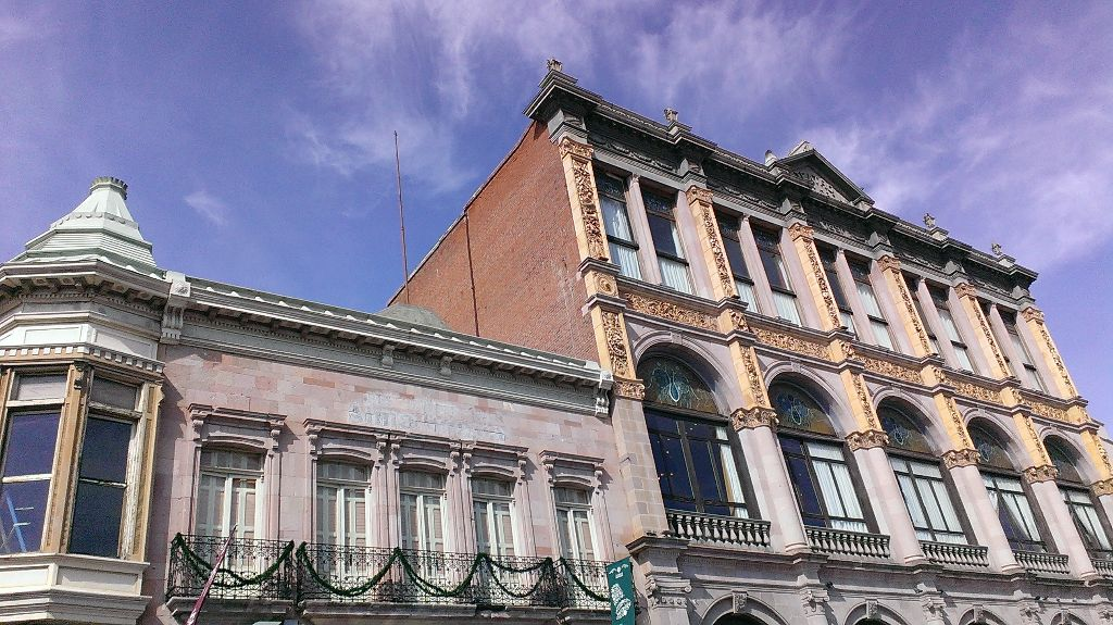 Zacatecas, ciudad imperial