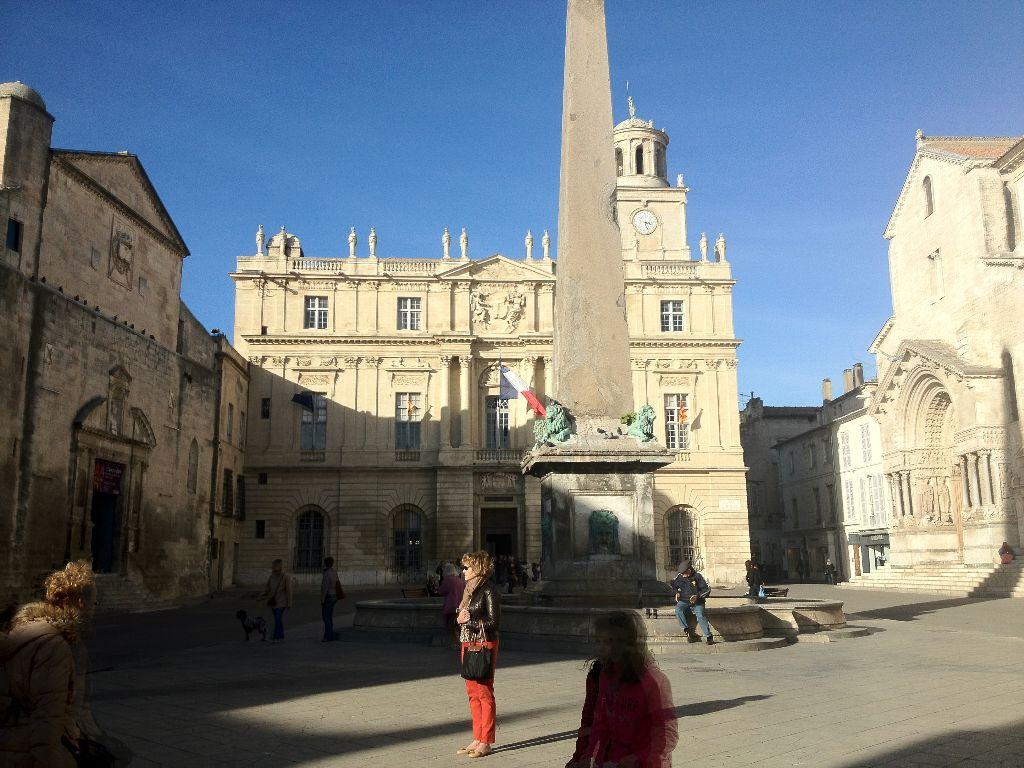 Arles, France October 2013