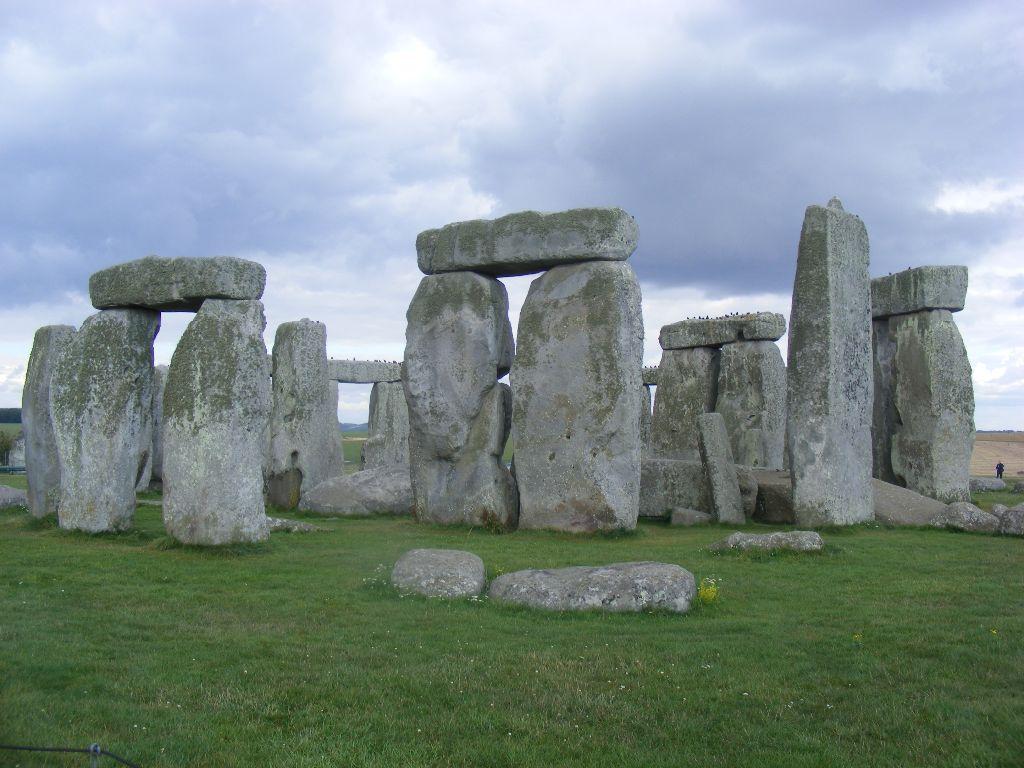 Stonehenge August 2010