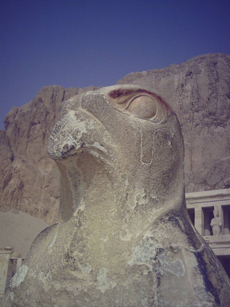 Mortuary Temple of Hatshepsut April 2007