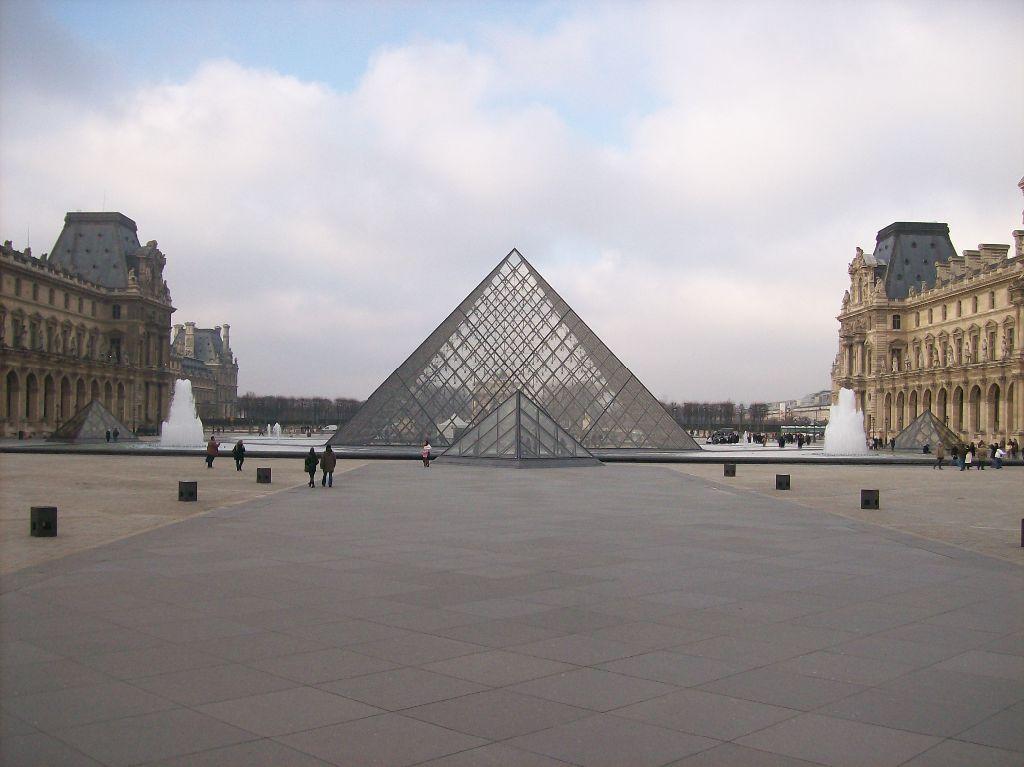 Paris December 2007
