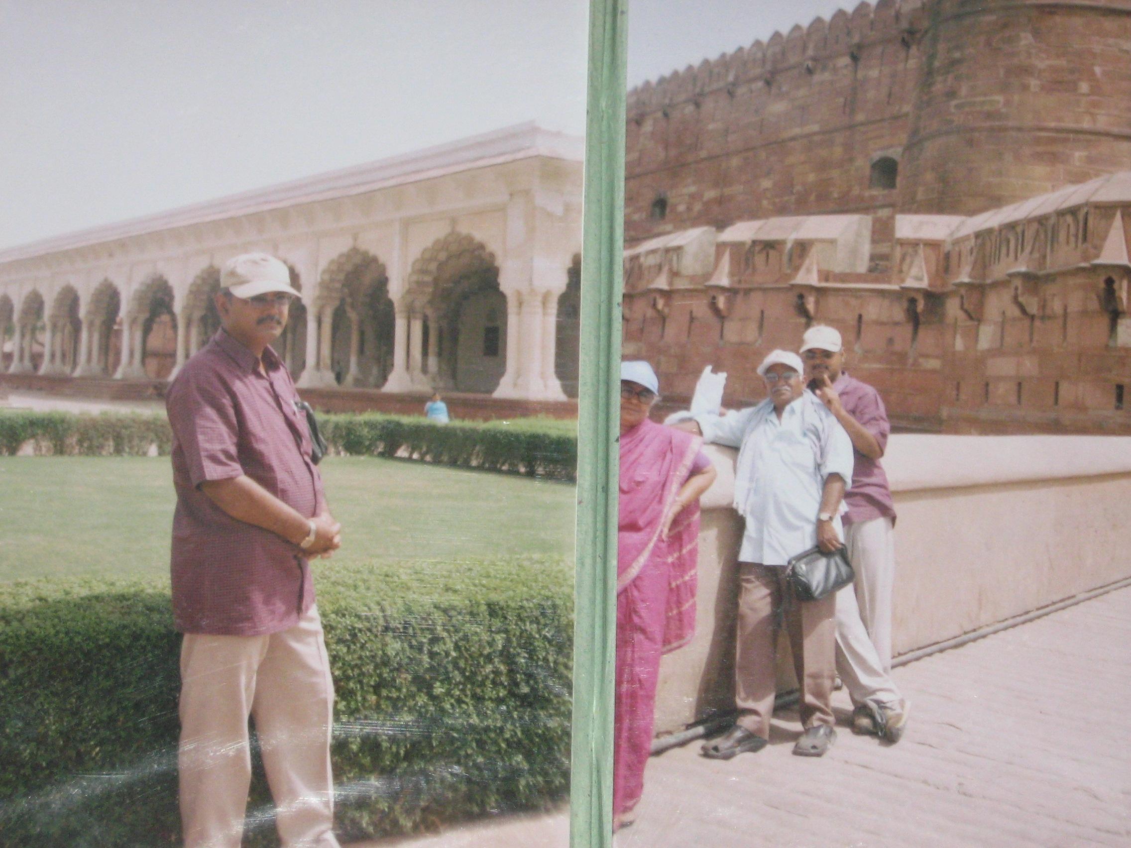 Taj Mahal - India sarada devi