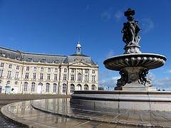 Mirror-like Reflections Bordeaux