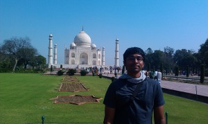 Taj Mahal - India prasun bheri