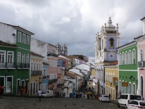 Historic Centre of Salvador de Bahia  charlotte
