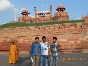 Red Fort Complex - India