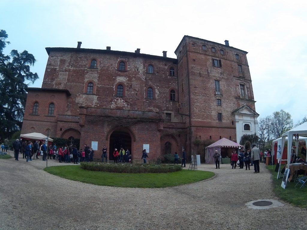 Pralormo Castle turin