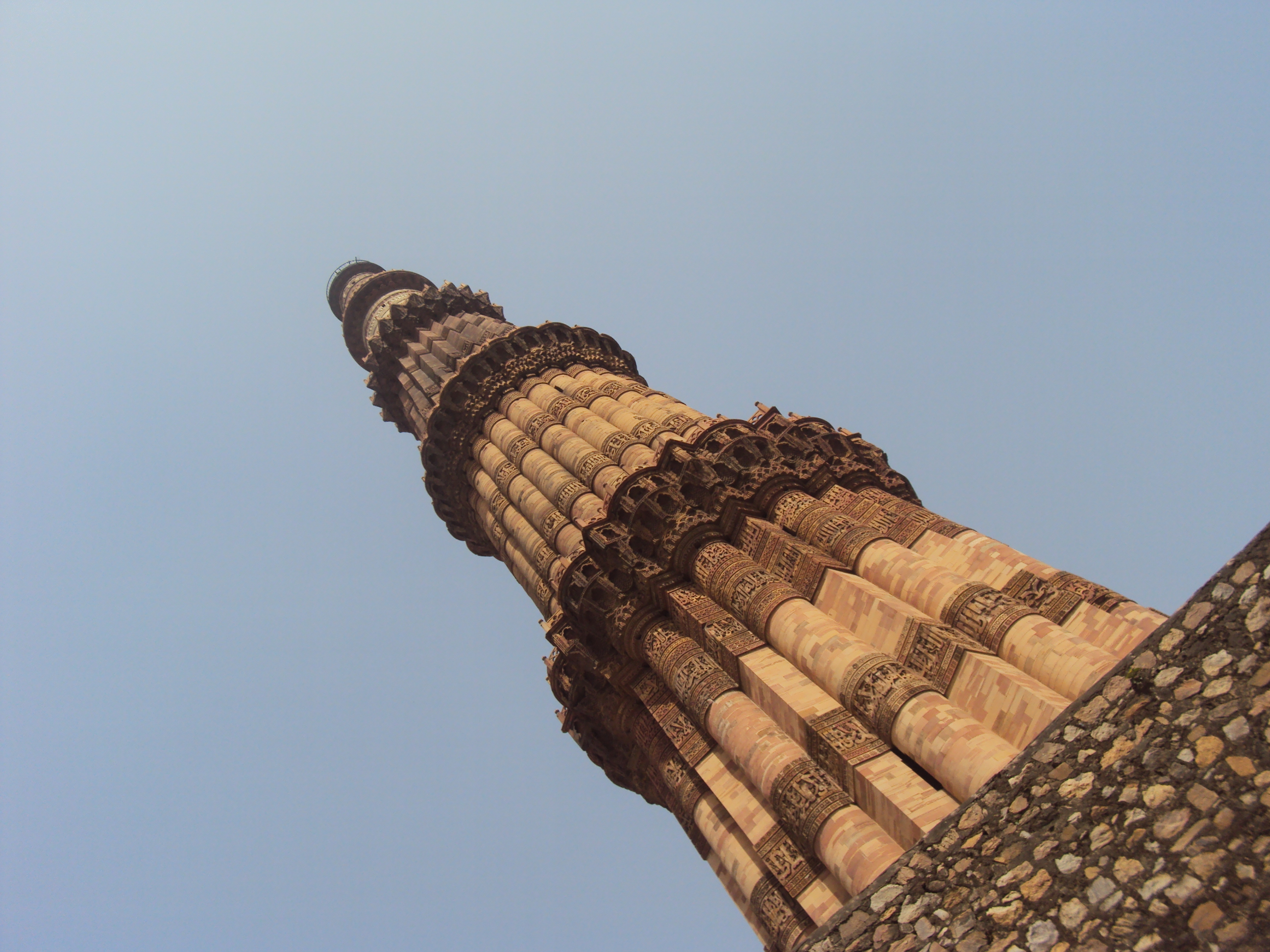 The Top of The World Qutb Minar and its Monuments, Delhi - India By Aakriti Suresh