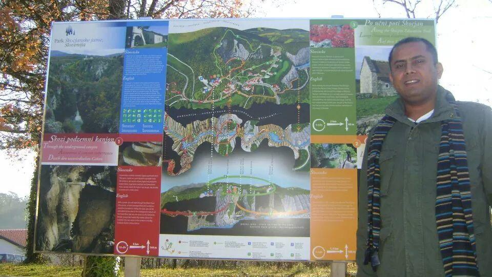 Skocjan Caves slovenia
