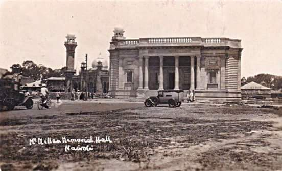 Early pictures of McMillan Library Source: https://twitter.com/yassinjuma/status/578227951789047808