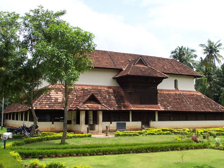1 old kerala house