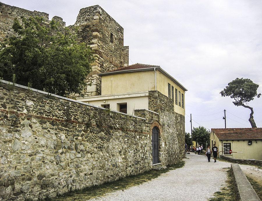 Marita Oikonomidou Yedi Kule Heritage Unesco Monuments 1