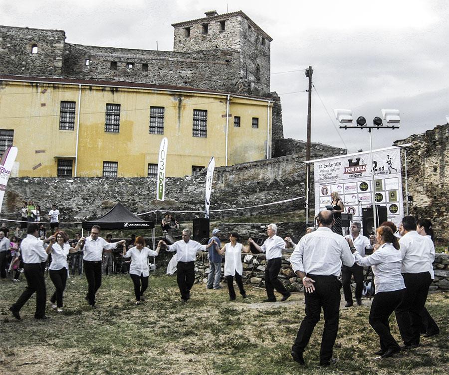 Marita Oikonomidou Yedi Kule Unesco World Heritage 1