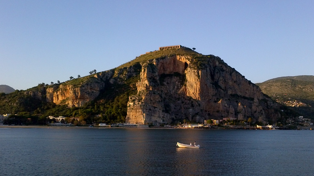 Terracina Lighthouse, view