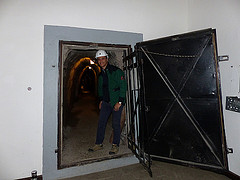 Entering a Quicksilver Mine! Heritage of Mercury. Almadén and Idrija Trailblazer