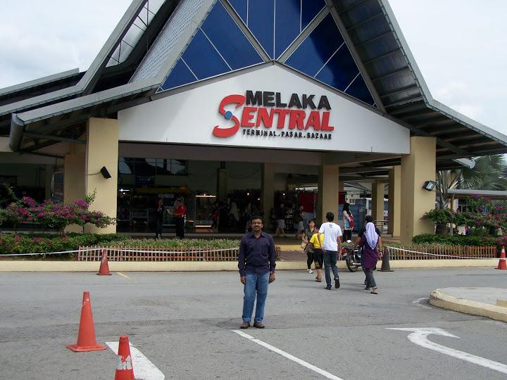 Melaka Sentral Melaka Sentral