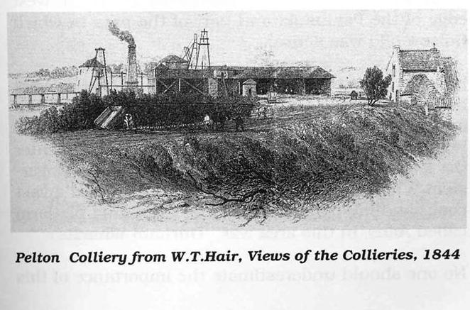Pelton Colliery