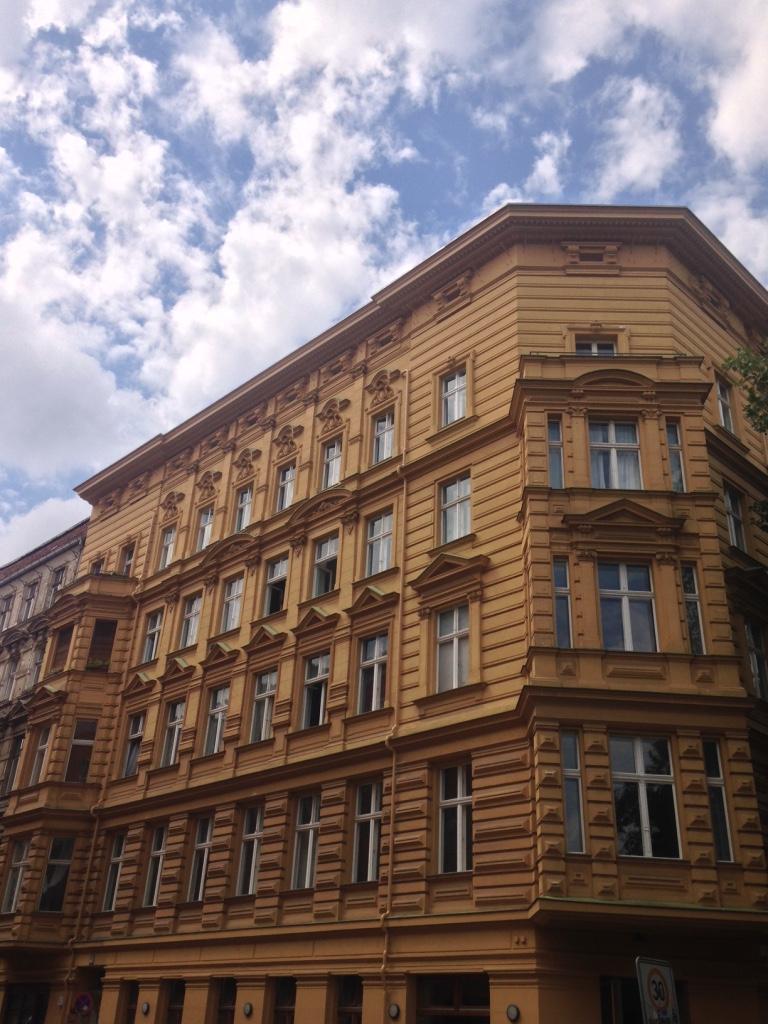 A Gründerzeit building in Berlin
