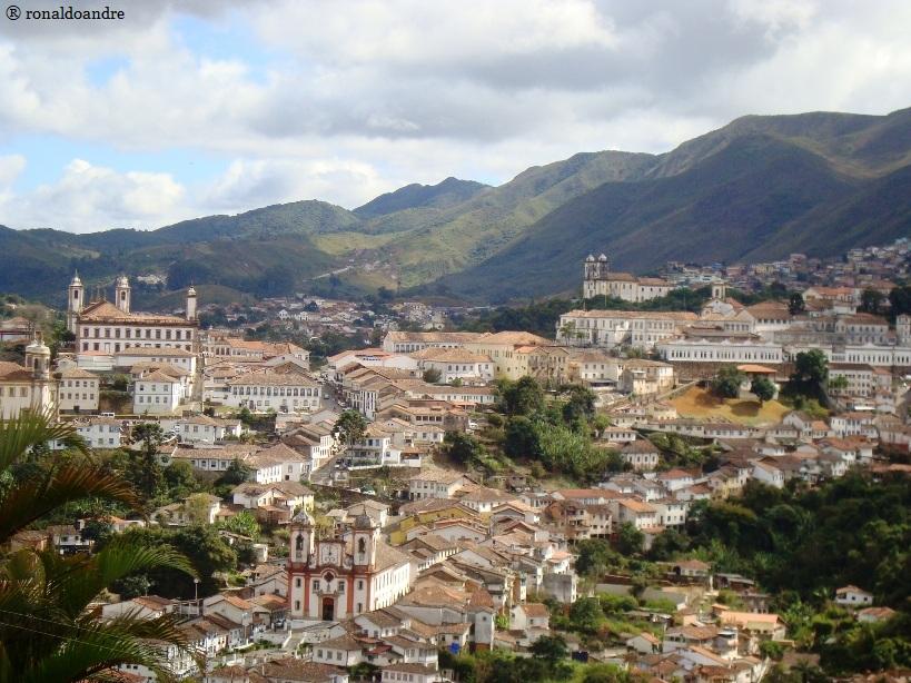 General View of Ouro Preto Historic Town of Ouro Preto - Brazil Ronaldo André Rodrigues da Silva