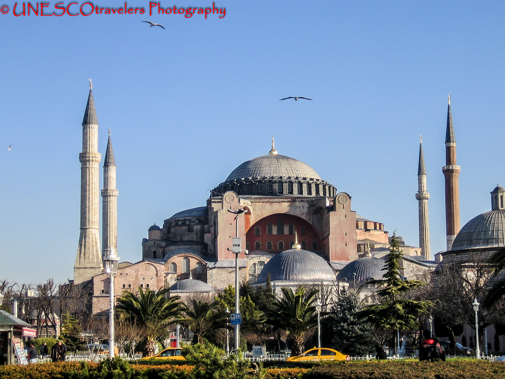 The Mosques of Istanbul Historic Areas of Istanbul - Turkey By UNESCOtravelers