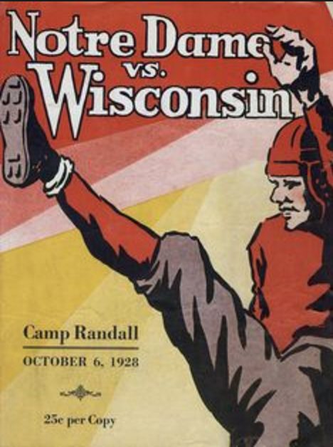 The poster for the game