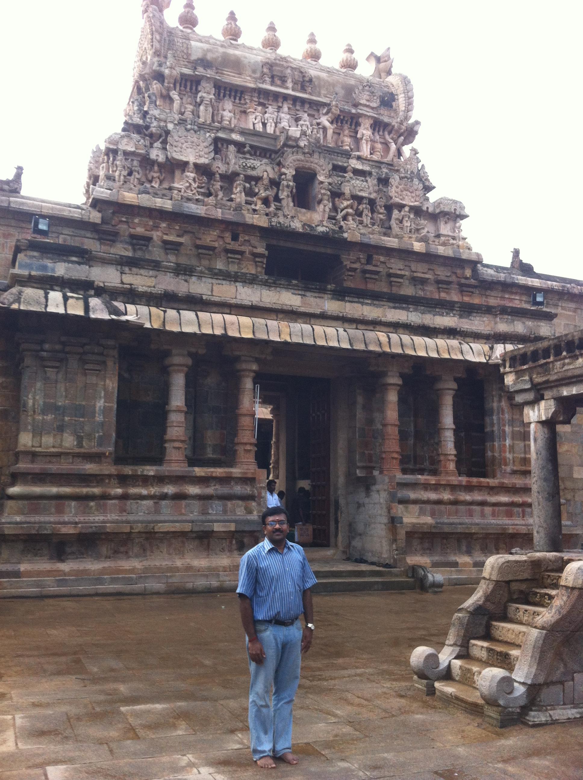 Darasuram - Airavateswara Temple Great Living Chola Temples - India Senthildurai Thangaperumal